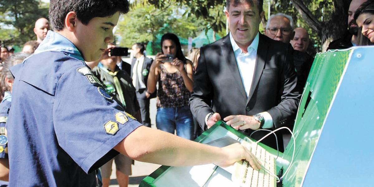 São Paulo terá mais 12 coletores de lixo eletrônico