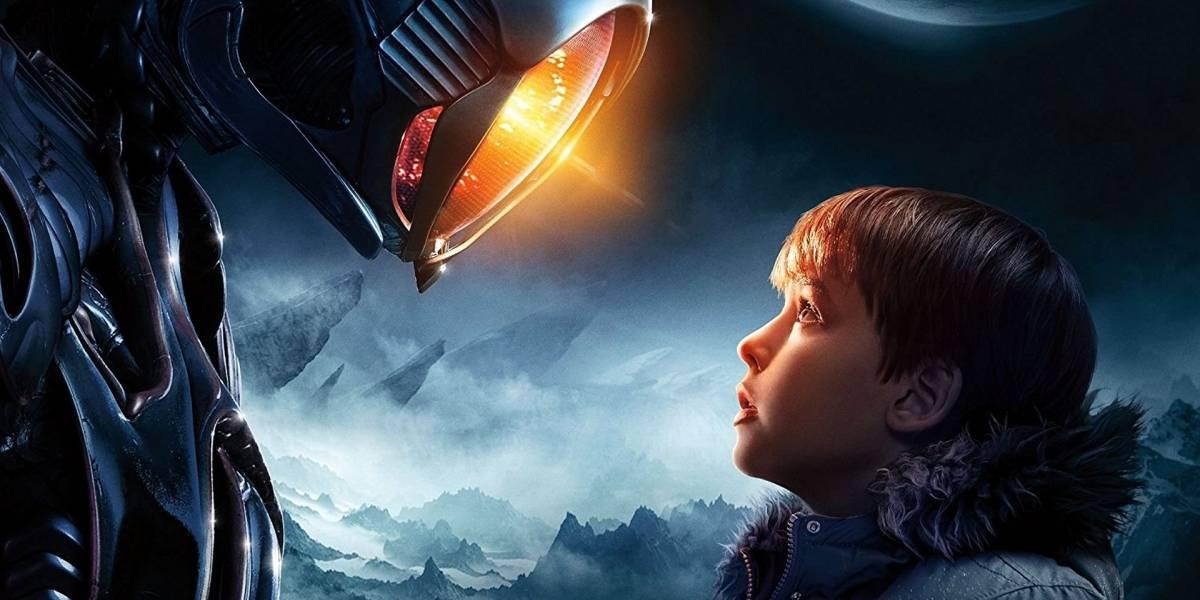 Netflix confirma que Perdidos en el espacio tendrá segunda temporada