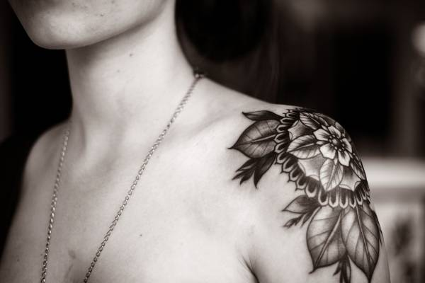 Tatuaje hombro