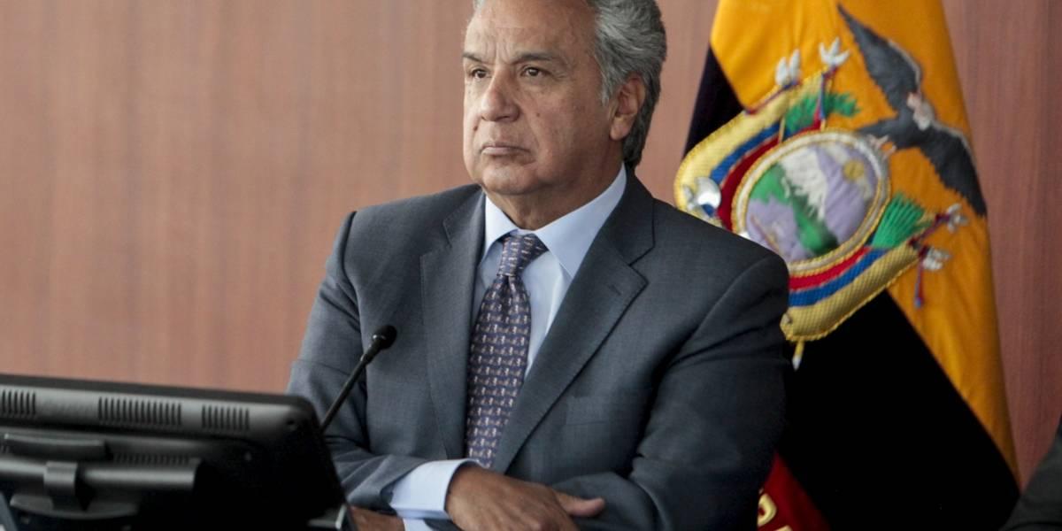 Presidente Moreno plantea suprimir la Supercom