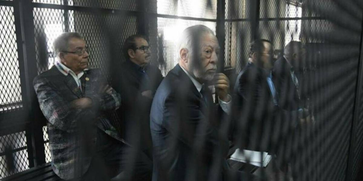 Caso Molina Theissen: MP pide penas de hasta 112 años de prisión para exmilitares