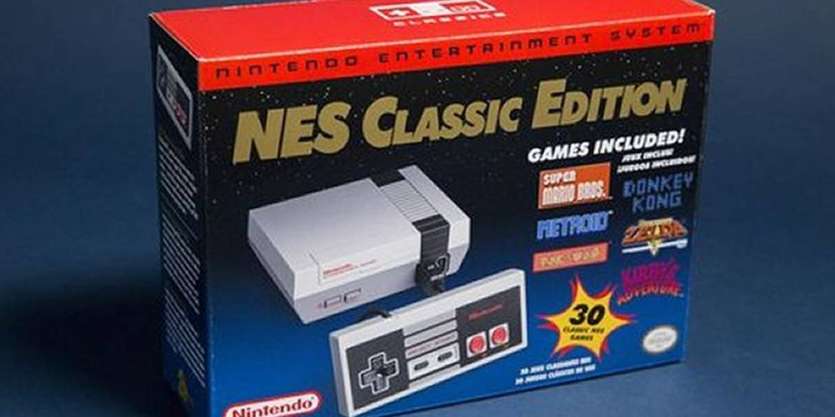 NES Classic Edition regresa en junio