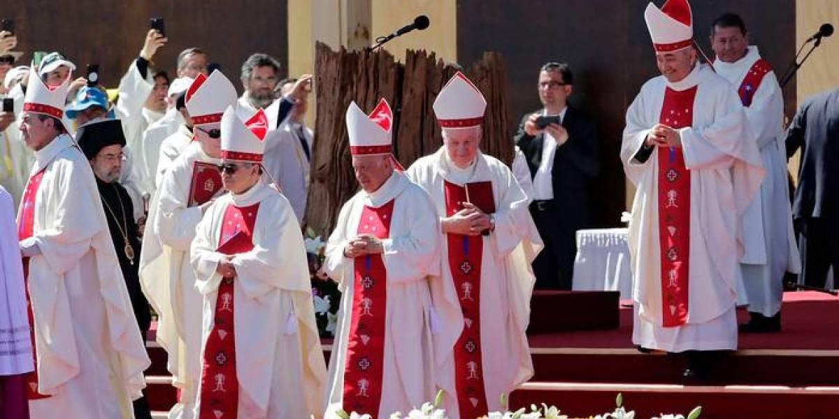 Histórica jornada: obispos chilenos ya están en el Vaticano y sostendrán cruciales reuniones con papa Francisco por caso Karadima
