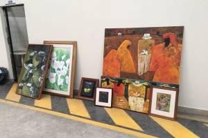 Objetos decomisados a Jonathan Chévez