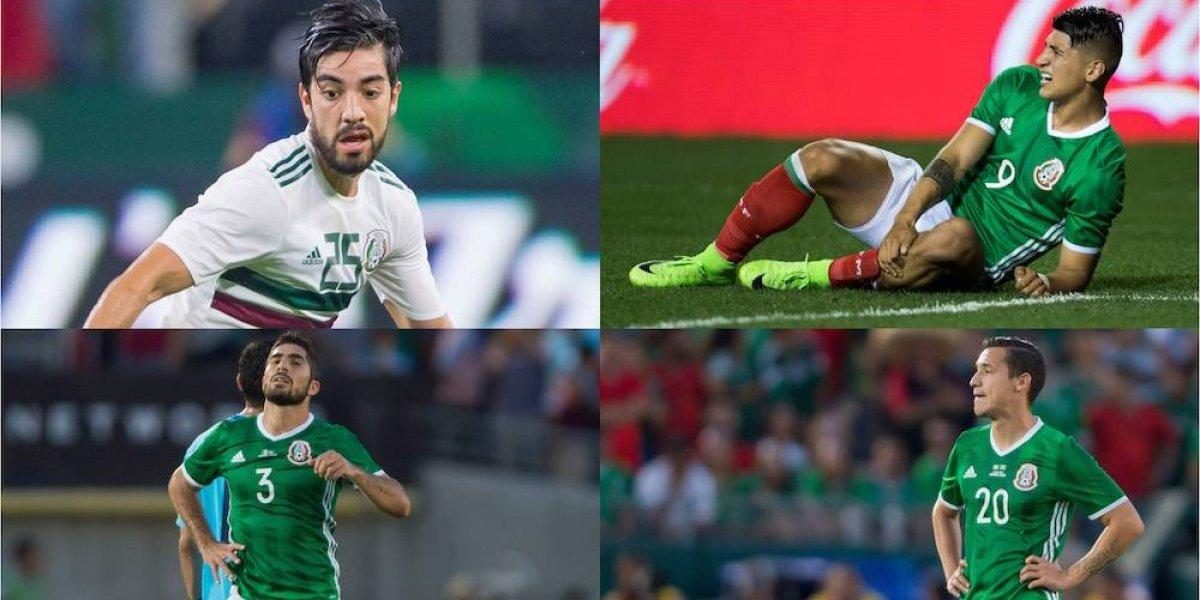 Los 'olvidados' de Juan Carlos Osorio para el Mundial de Rusia