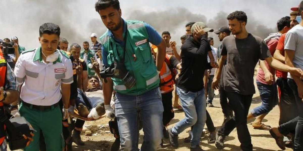 La ONU expresa preocupación por tensa situación en Gaza