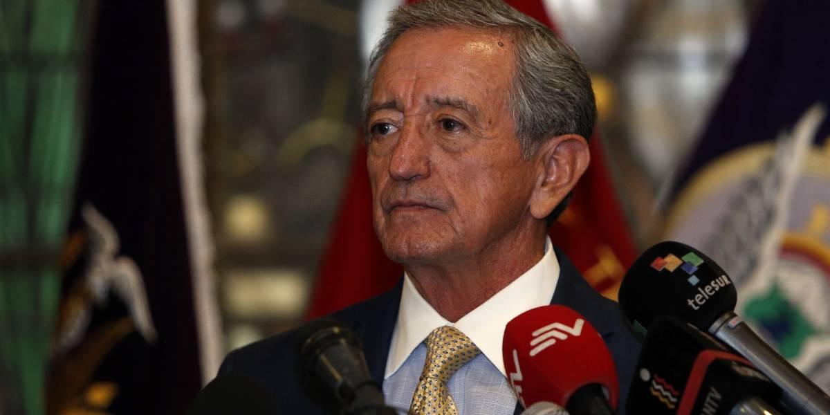 Oswaldo Jarrín anuncia creación de Fuerza de Tarea Conjunta