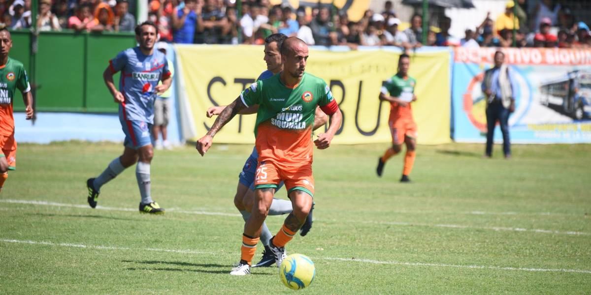 Antigua se refuerza con un extranjero que ya fue campeón en el futbol nacional