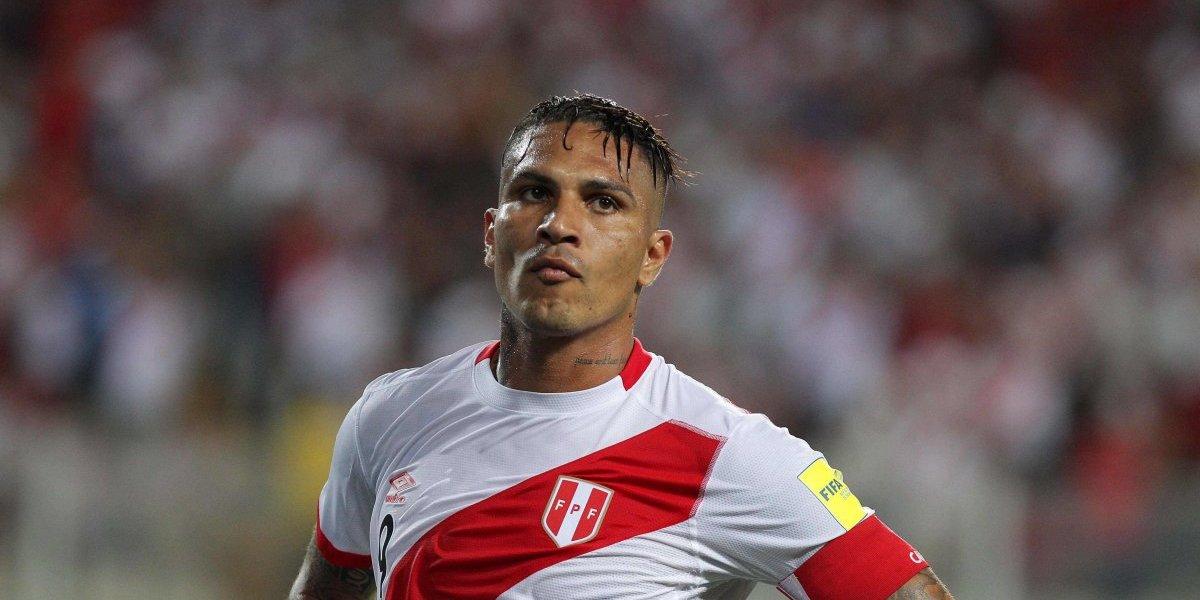 Paolo Guerrero podrá jugar el próximo Mundial a pesar de su suspensión
