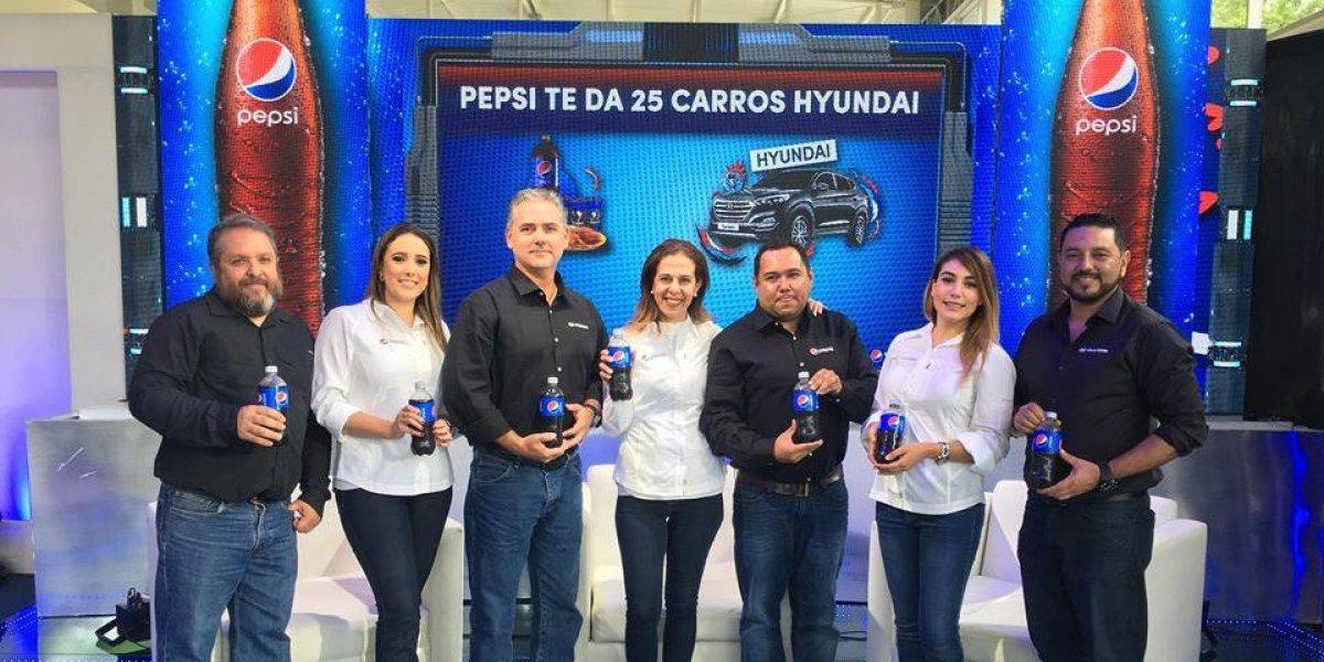 Los apasionados del fútbol podrán ganar 25 carros y otros premios