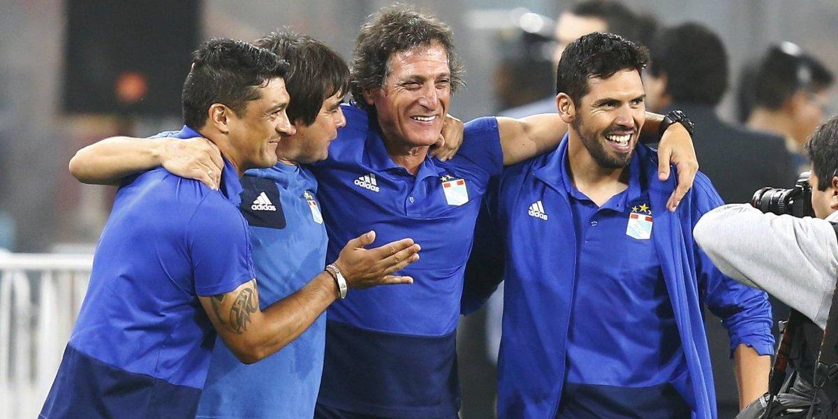 El Comandante Mario Salas sigue con sus éxitos en Perú y consigue un nuevo título