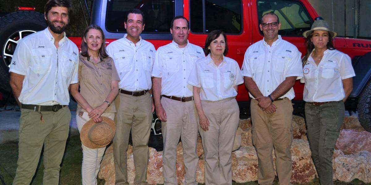 #TeVimosEn: Reid y Compañía presenta nuevo Jeep Wrangler