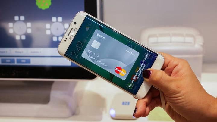 Samsung Pay es uno de los métodos para pagar sin contacto más disponibles en México