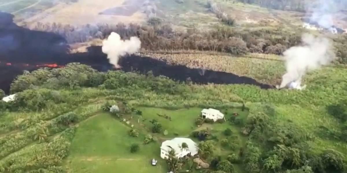Volcán Kilauea afecta fuertemente al turismo en Hawai