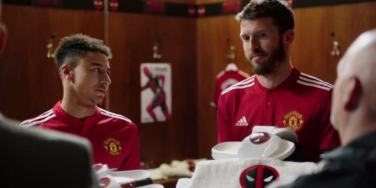 Deadpool toma el control del Manchester United