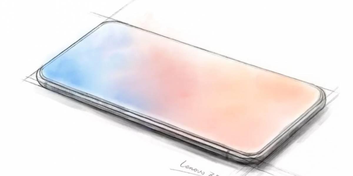 Lenovo adelanta el móvil con menos bordes del mercado