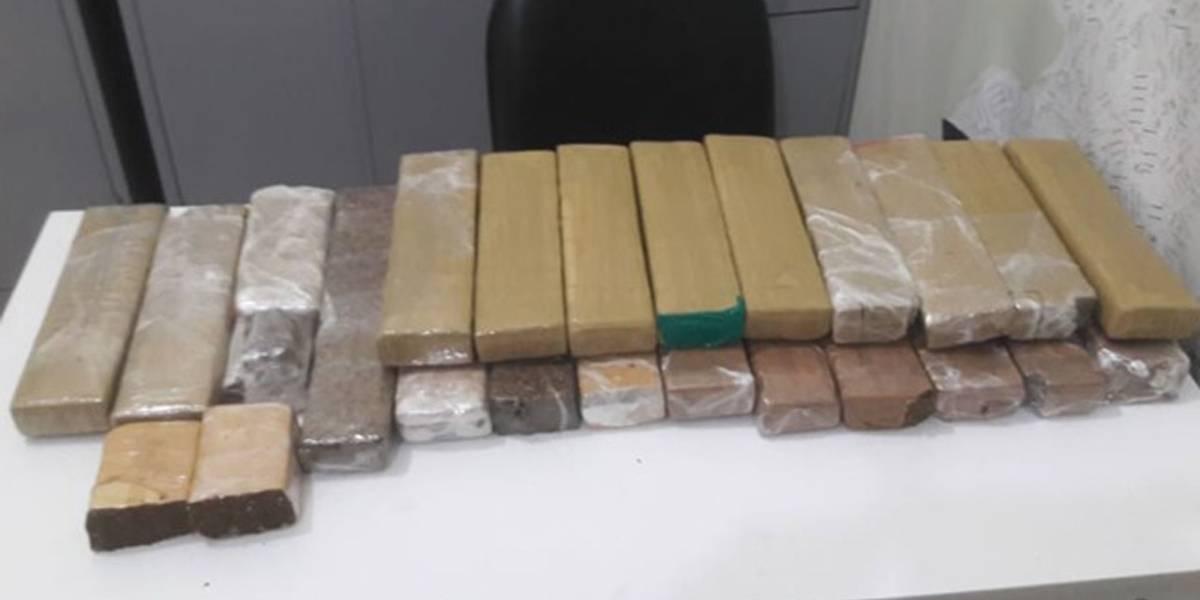Homem é preso por tráfico de drogas no Grajaú, zona sul de SP