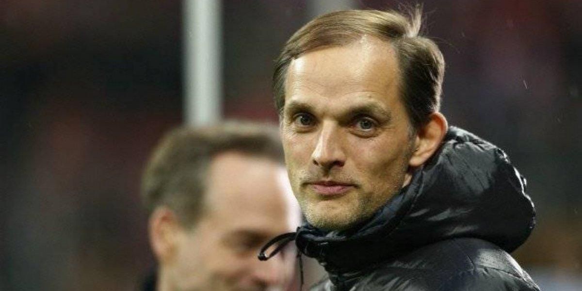 ¿Lo lleva a la gloria? El alemán Thomas Tuchel es el entrenador del PSG