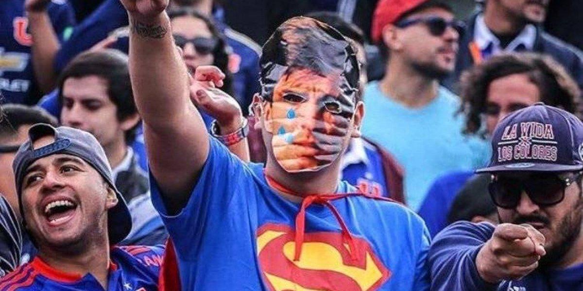 La UC va a denunciar a Estadio Seguro a hincha de la U que se burló de Raimundo Tupper