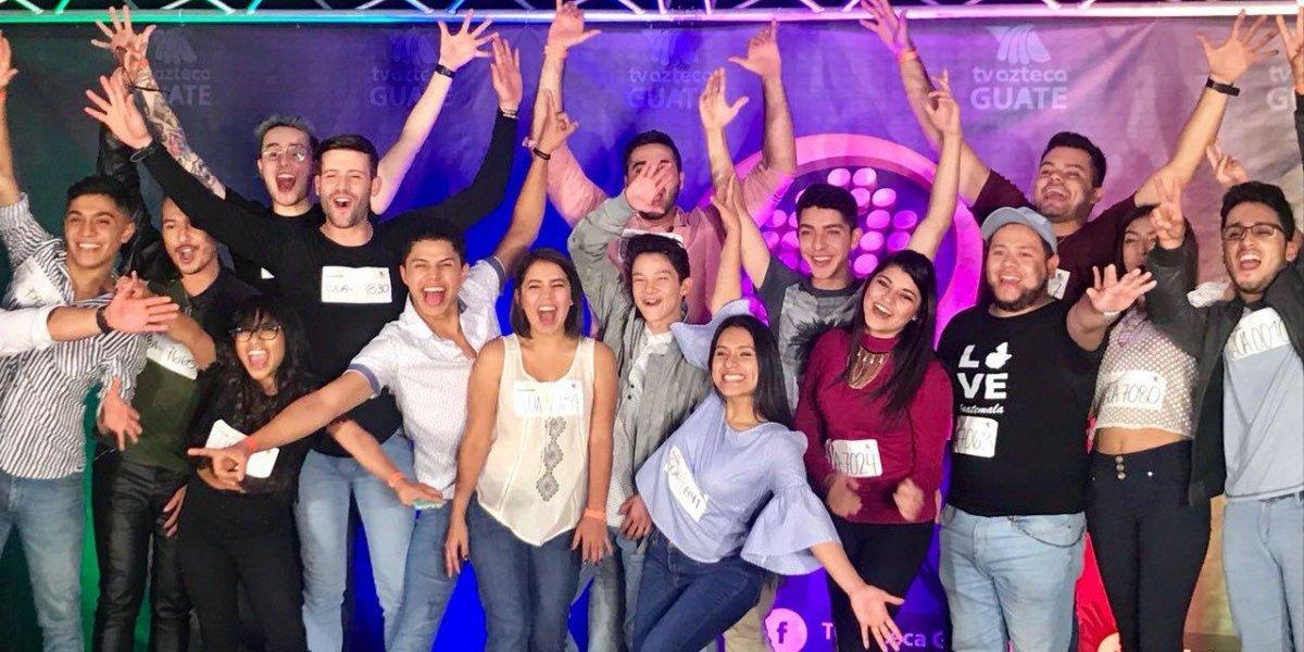 """Conoce a ocho de los 16 finalistas guatemaltecos que buscan un lugar en """"La Academia"""""""