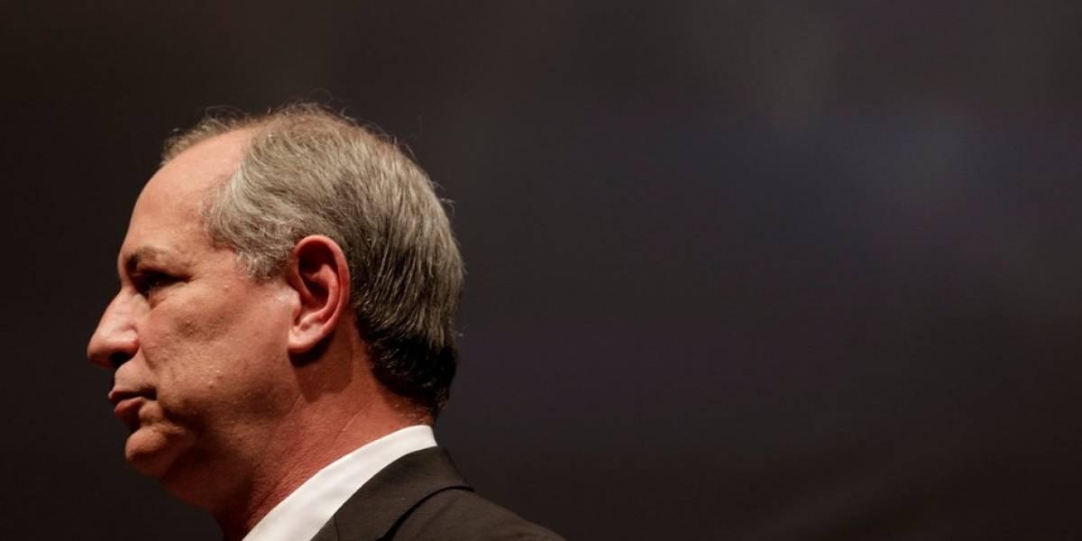"""Conceder indulto a Lula seria """"uma loucura"""", diz Ciro Gomes na Suécia"""
