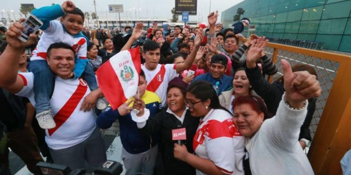 Jugadores convocan a una marcha contra la sanción de Paolo Guerrero
