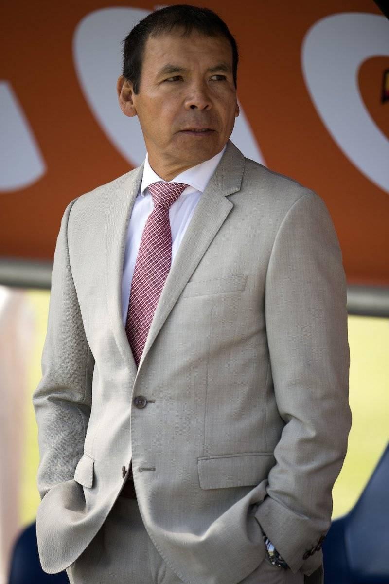 """""""El Profe"""" José Guadalupe Cruz / Mexsport"""