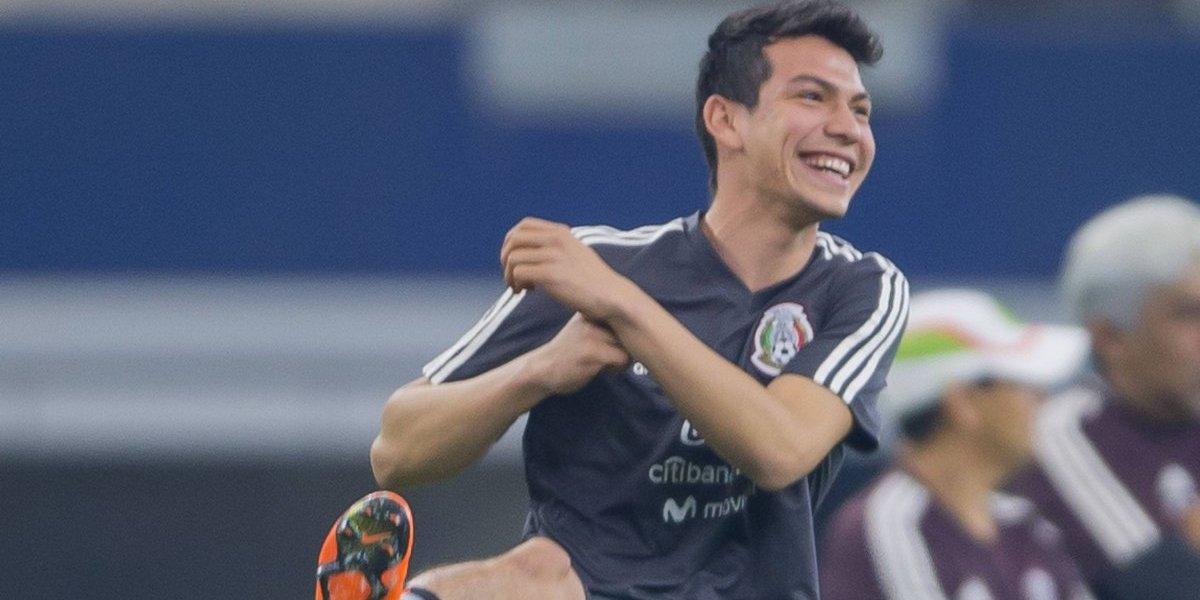 México 'reta' a Alemania al conocer su prelista del Mundial