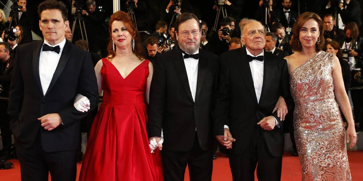 Lars von Trier apresenta novo filme no Festival de Cannes e revolta espectadores