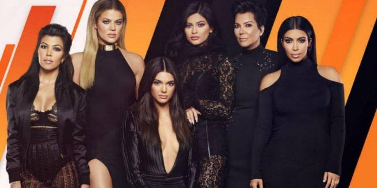 """A razão pela qual todos os nomes das irmãs Kardashian começam com a letra """"K"""""""