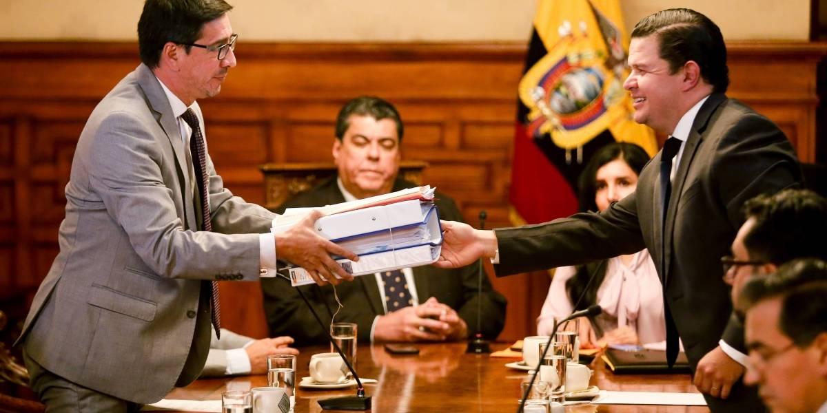 Ecuador: Gobierno entrega información desclasificada de asesinato periodistas de El Comercio