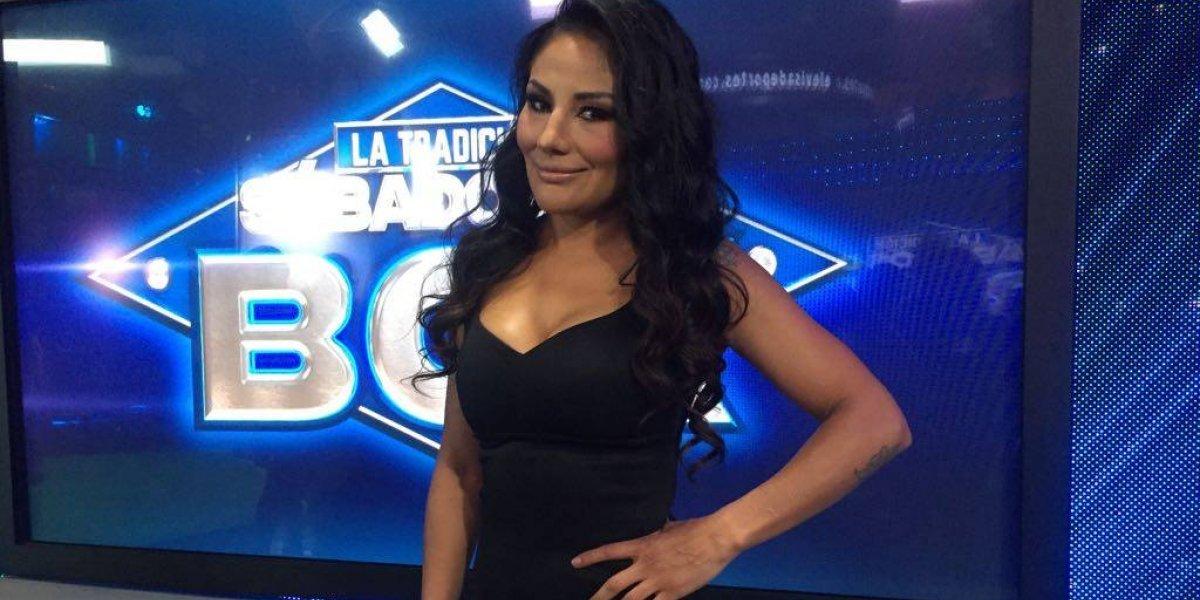 VIDEO: Barby Juárez exhibe a policías que le pedían 'mordida'