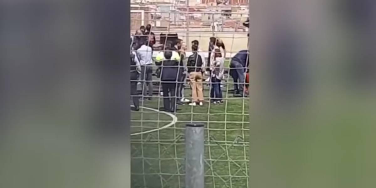 Acidente em gravação de TV com Iniesta deixa feridos na Espanha; assista