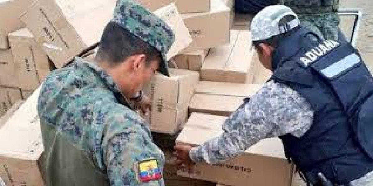 Aduanas de Ecuador recauda 1.174 millones de dólares en primer cuatrimestre