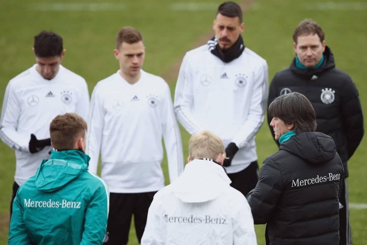 Joachim Löw dio una lista de 26 jugadores entre los que hay cuatro porteros |GETTY IMAGES