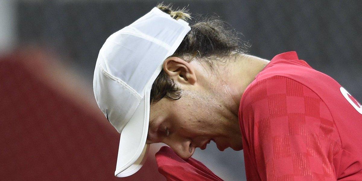 """Nicolás Jarry cayó otra vez con su """"bestia chica"""" y ahora se enfoca en Roland Garros"""