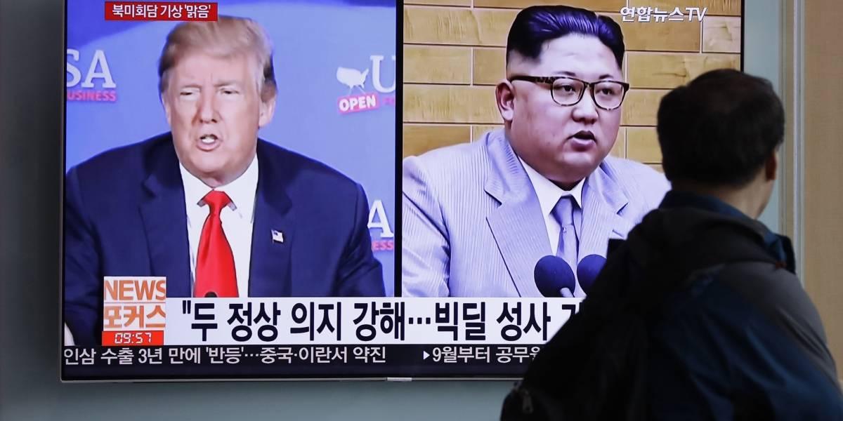 Donald Trump cancela la reunión con Kim Jong-un