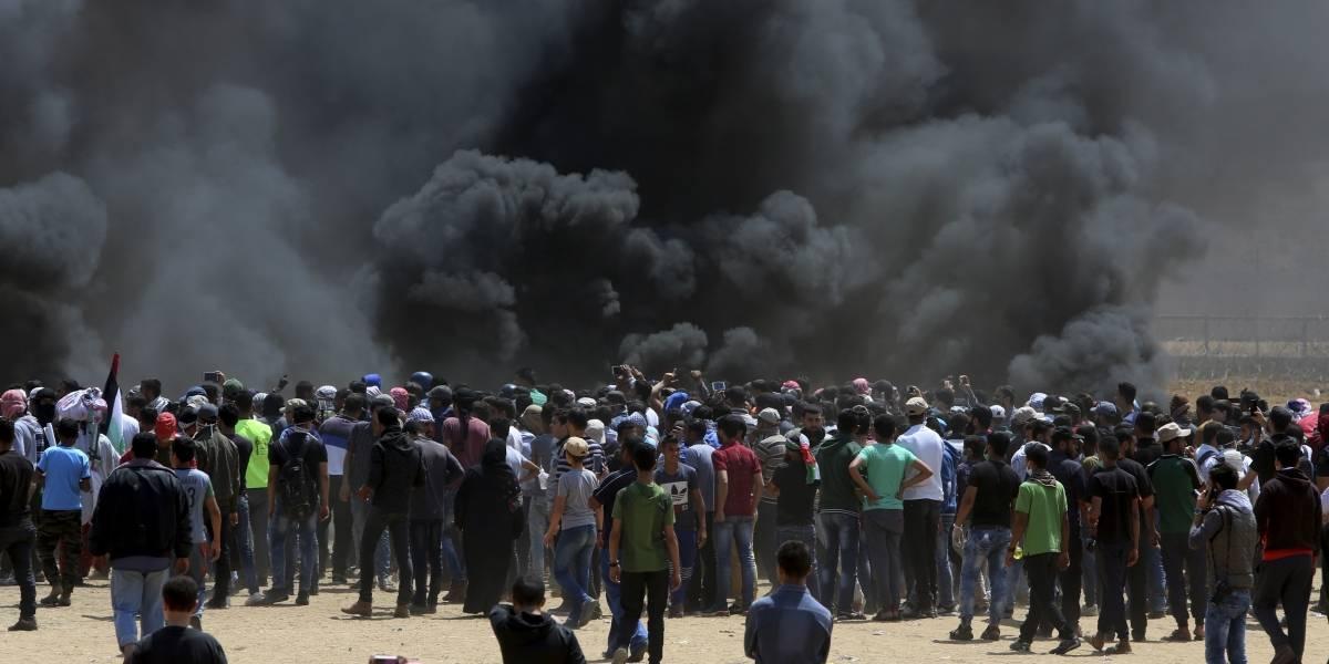 ¿El acuerdo del siglo? Condena internacional a la masacre en la frontera con Gaza