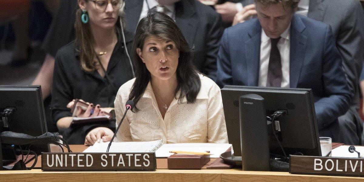 Estados Unidos se queda sólo en su defensa de Israel ante la ONU