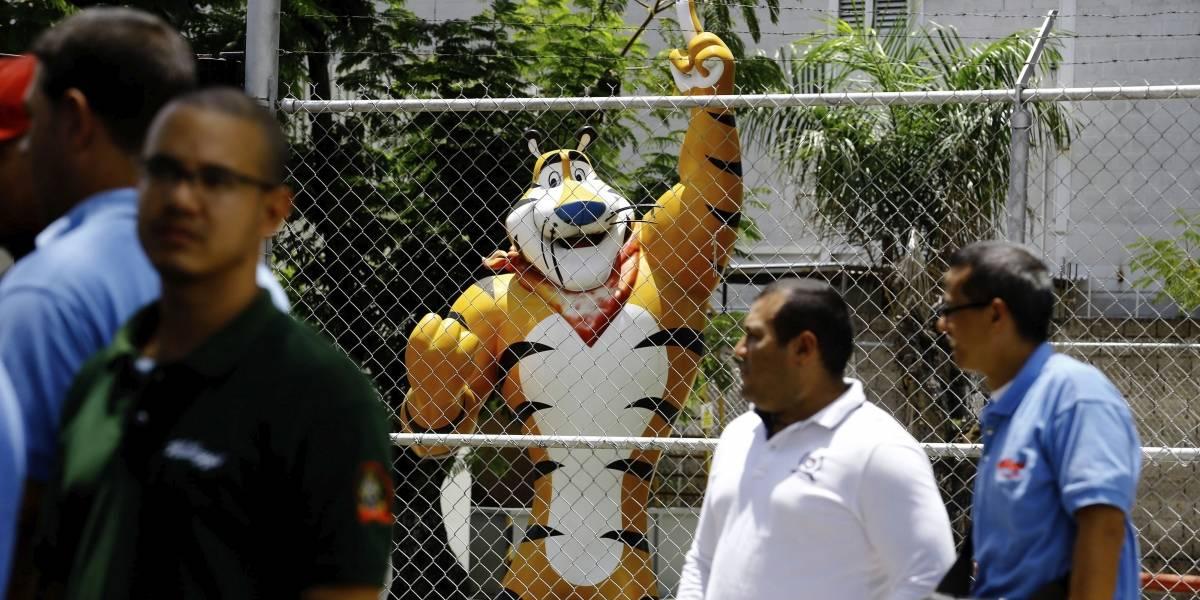 Maduro interviene la empresa Kellogg's y ordena detener a sus dueños