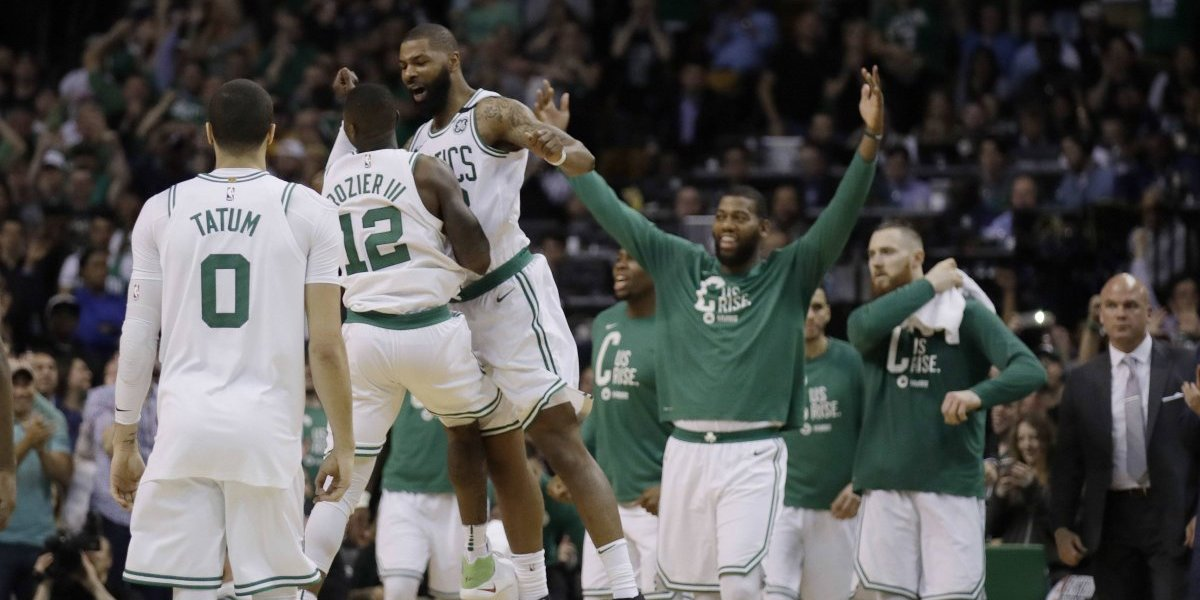 Boston Celtics muestran su jerarquía para hundir a LeBron James y sus Cavs