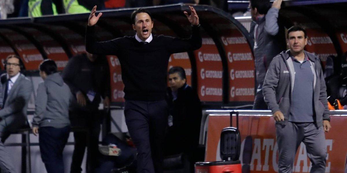 """El apoyo cruzado para Bolívar en la previa a la """"final copera"""" contra Colo Colo"""