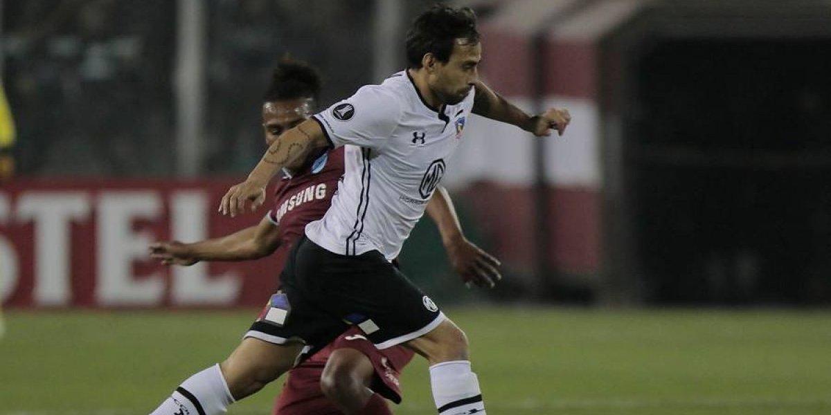 """El Mago Valdivia se acordó de los críticos de Colo Colo: """"Algunos la tienen bien dentro"""""""