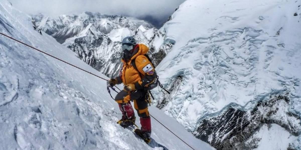 Australiano bate récord al escalar 7 cumbres en 117 días