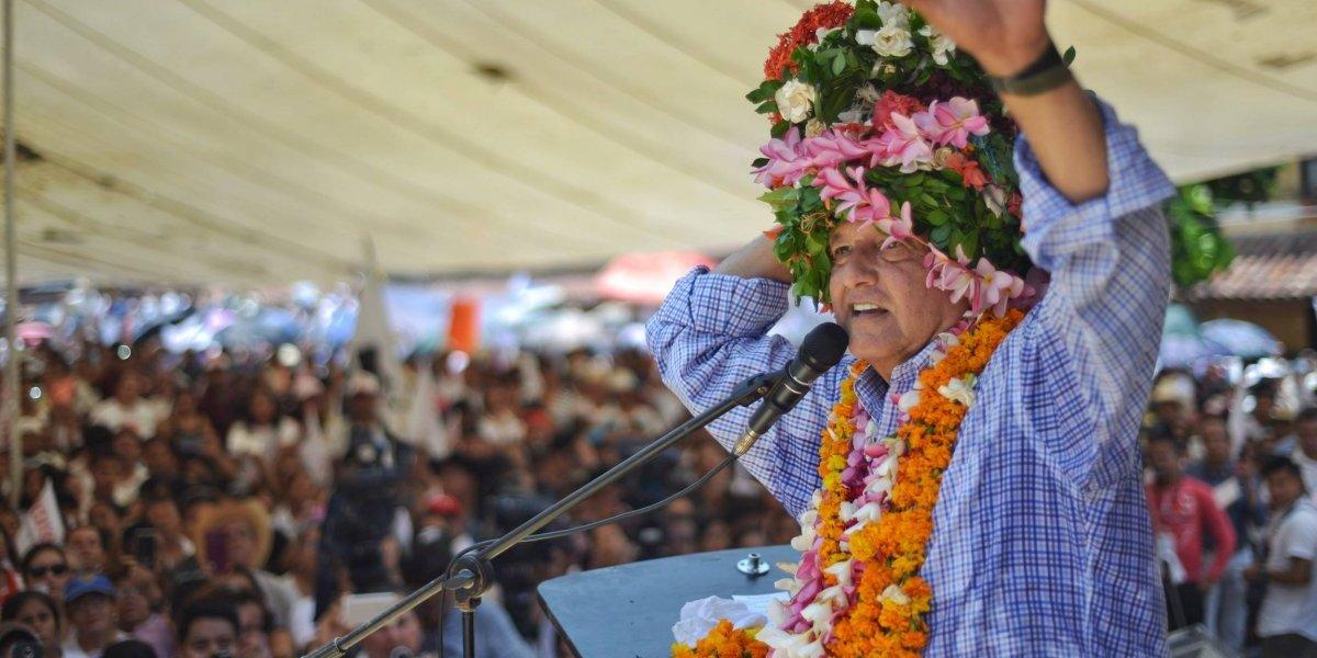 López Obrador realizará campaña en San Luis Potosí y Guanajuato
