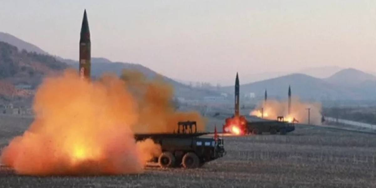 Kim Jong-un volvió a lo suyo: Corea del Norte dispara dos misiles y vuelve a instalar la tensión en el mundo
