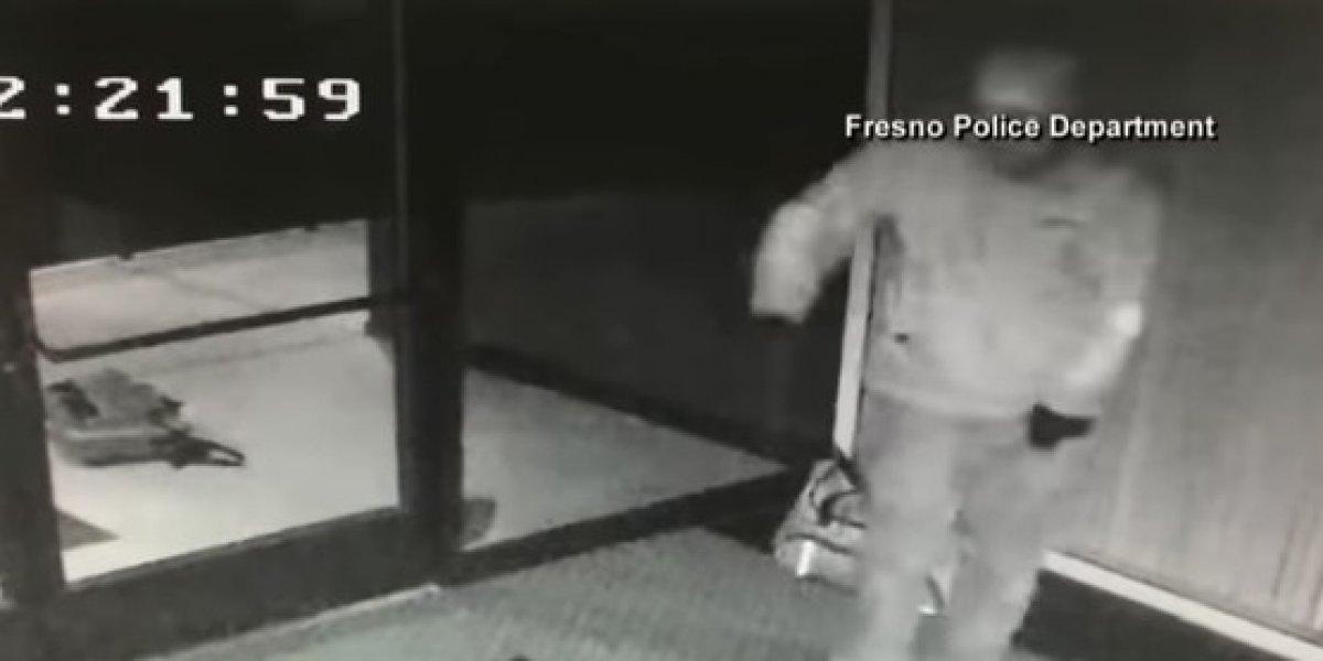 Ladrón celebra bailando 'Smooth Criminal' después de robar un edificio