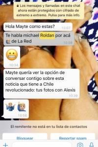 Alexis y Mayte