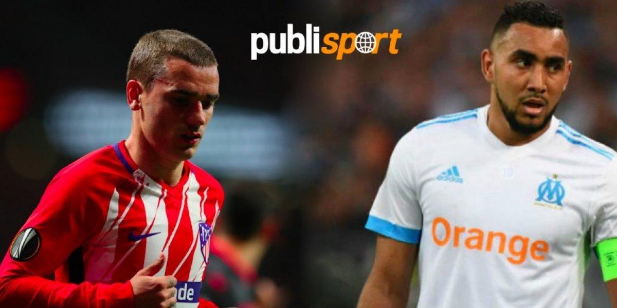 Marsella vs. Atlético de Madrid, ¿dónde y a qué hora ver la Final de la Europa League?