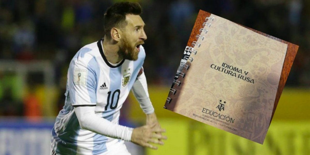 Argentina imparte manual para ligar mujeres en Rusia 2018
